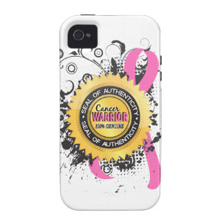 Breast Cancer Warrior 23 iPhone 4/4S Cases