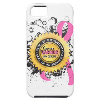 Breast Cancer Warrior 23 iPhone 5 Covers