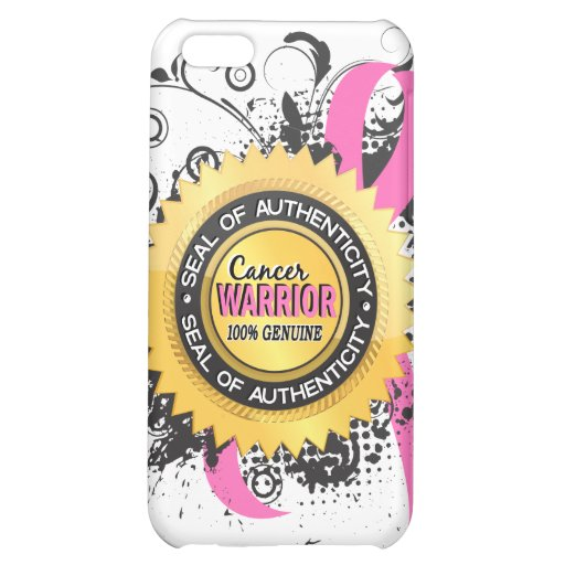 Breast Cancer Warrior 23 Cover For iPhone 5C