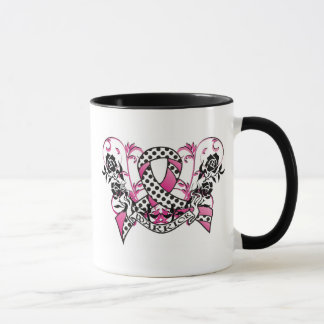 Breast Cancer Warrior Coffee Mug