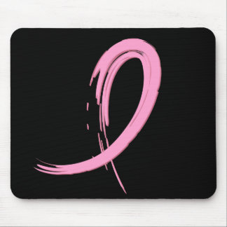 Breast Cancer's Pink Ribbon A4 Mouse Mat