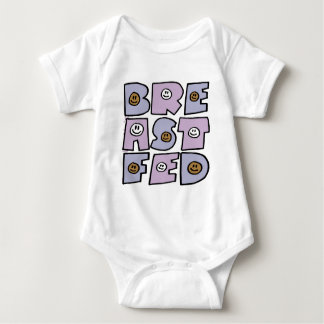Breastfed Baby Bodysuit