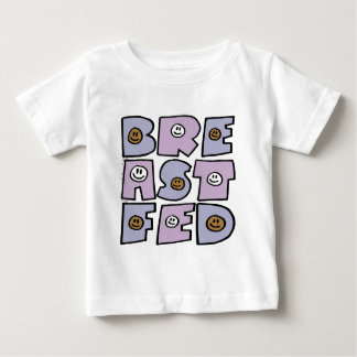 Breastfed Baby T-Shirt