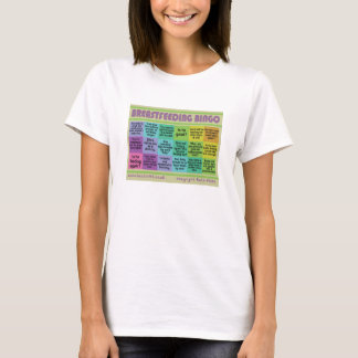 Breastfeeding Bingo T-Shirt