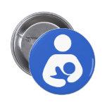 Breastfeeding International Symbol Buttons