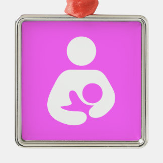 Breastfeeding / Nursing Icon Christmas Ornament