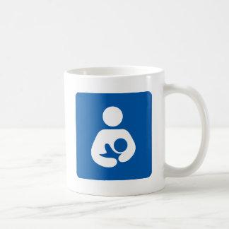 Breastfeeding Nursing Icon Coffee Mug