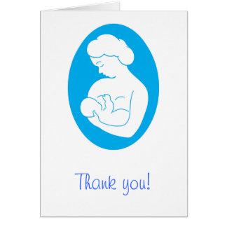 Breastfeeding Thank-you Card