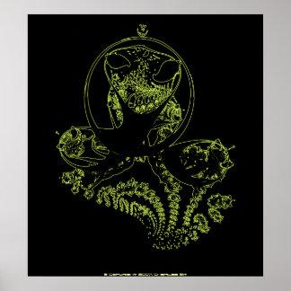 Breath of Consciousness ver. 4 Print