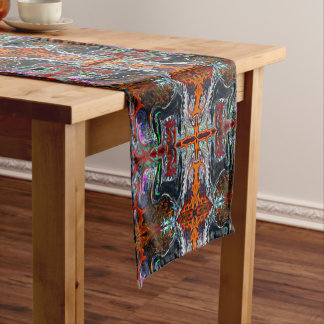 Breath of Fire Yoga Design by Deprise Short Table Runner