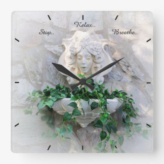 Breath Of Life Clock
