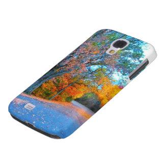 Breath-taking Autumn Day Getaway! Samsung Galaxy S4 Covers
