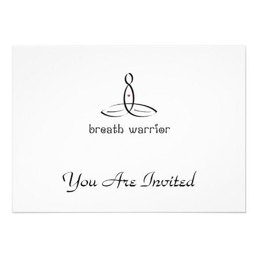 Breath Warrior - Black Fancy style Custom Announcements