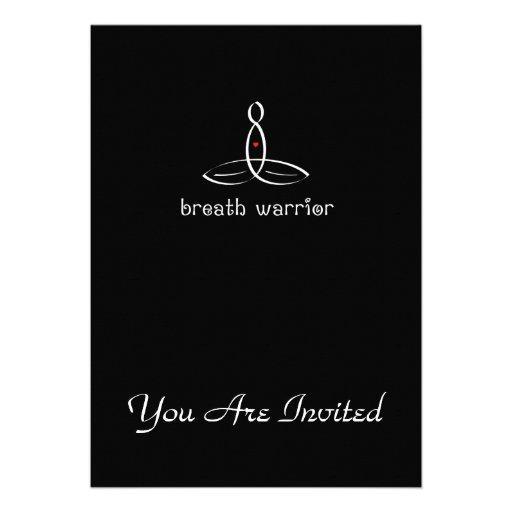 Breath Warrior - White Fancy style Announcement