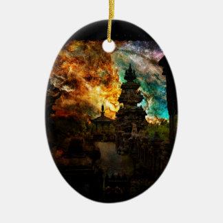Breathe Again Bali Christmas Ornament