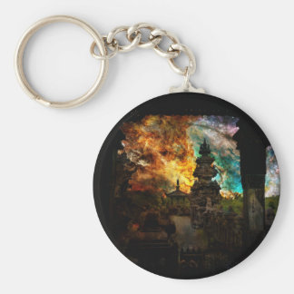 Breathe Again Bali Key Ring