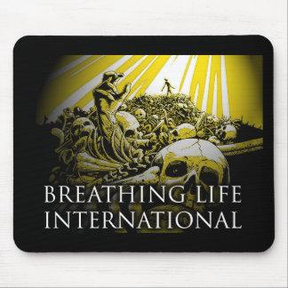 Breathing Life International Mouse Mat