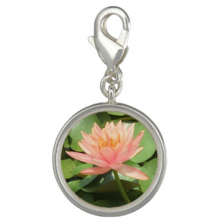 Breathtaking Zen Lotus Flower Charm