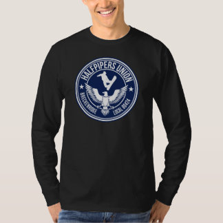Breck Halfpipers Union Blue Shirt