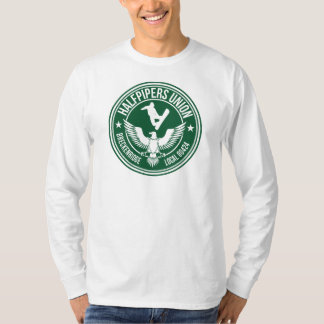 Breck Halfpipers Union Green Tees