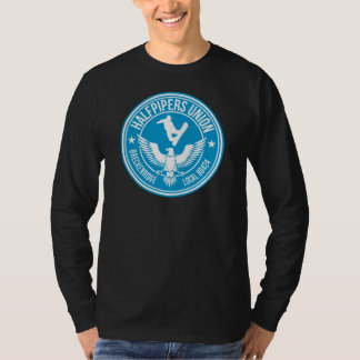 Breck Halfpipers Union Ice Blue T-shirt