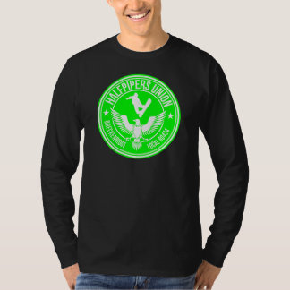 Breck Halfpipers Union Lime T-shirts