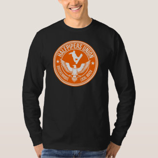 Breck Halfpipers Union Orange T Shirts