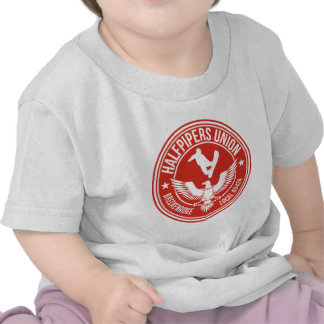 Breck Halfpipers Union Red Tshirts