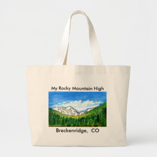 Breckenridge CO Tote Bag The MUSEUM Zazzle Gifts