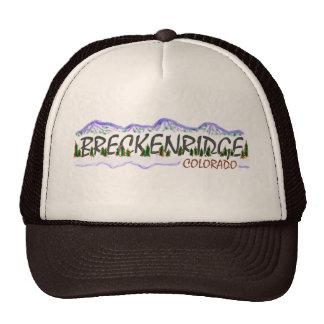 Breckenridge Colorado hat