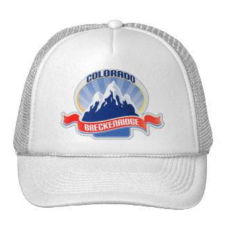 Breckenridge Colorado Trucker Hat