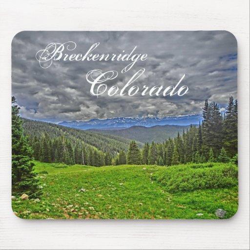 Breckenridge Colorado scenic mousepad