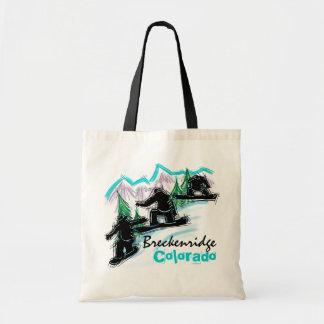 Breckenridge Colorado shopping bag