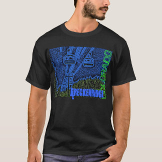 Breckenridge Colorado ski lift tee