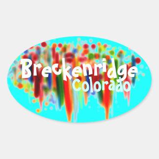 Breckenridge Colorado sticker
