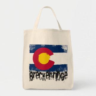 Breckenridge Grunge Flag