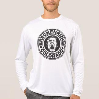 Breckenridge Scream Black T-Shirt
