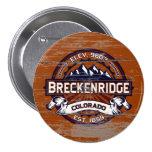 Breckenridge Vibrant Old Paint 7.5 Cm Round Badge