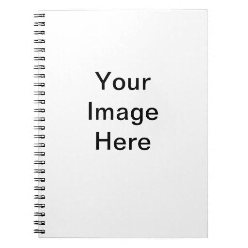 """Bred Meli """" Ferrol """" Spain Desing "" Note Book"