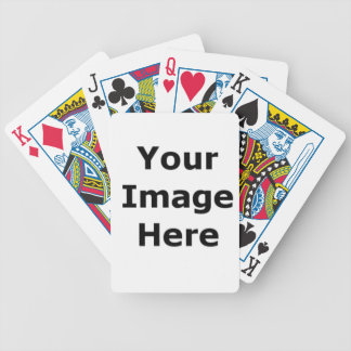 """""""Bred Meli """""""" Ferrol """""""" Spain Desing """" Bicycle Poker Cards"""