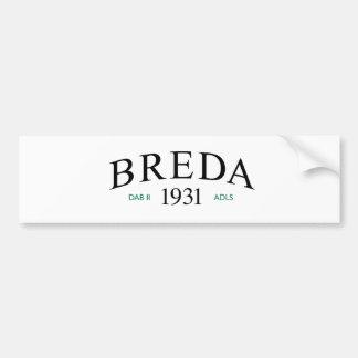 Breda - Dunkirk Little Ship 1940 Bumper Sticker
