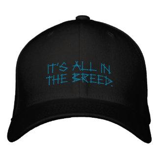 Breed hat baseball cap