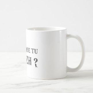 breizh basic white mug