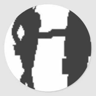 Breland Industries, Your Real Estate Concierge Round Sticker