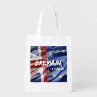 Bremain Forever reusable shopping bag