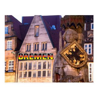 Bremen 01C Postcard