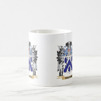 Bremner Coat of Arms - Family Crest Basic White Mug