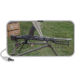 Bren Gun Notebook Speakers