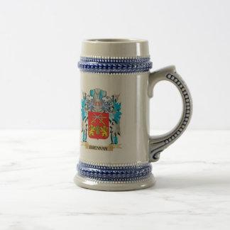 Brennan Coat of Arms Mugs