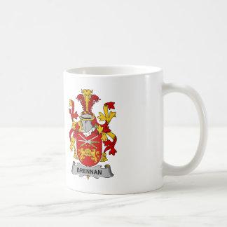 Brennan Family Crest Mug